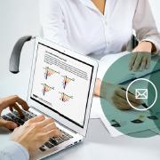 IX Badanie wykorzystania poczty elektronicznej