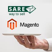 Integracja SARE z Magento