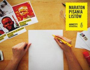 maraton pisania listow