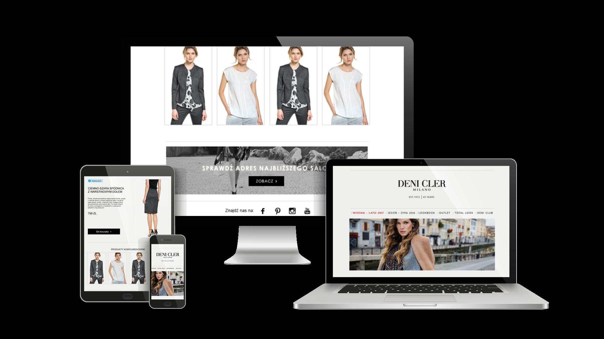 responsywne maile e-commerce